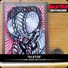 Baxter - Original Sketchcard