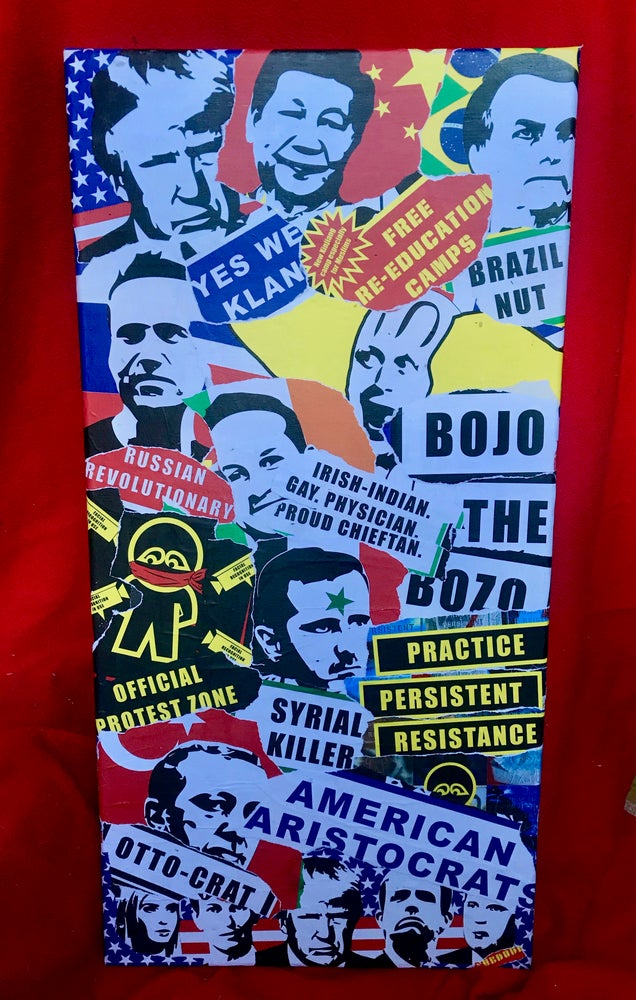 Image of Political collage