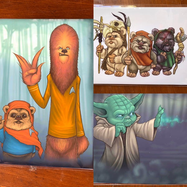 Image of SW (print set)