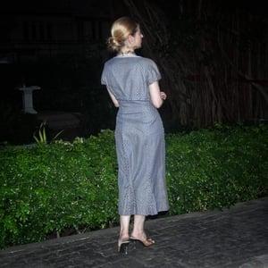 Image of Adele Simpson 1950s Dress with Jacket