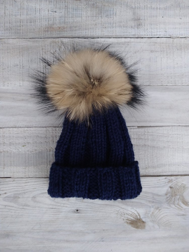 Image of Gorro canalé doble Antes 23€ ahora 19.55€