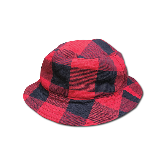 Image of RYE® BOON BUCKET HAT LUMBERJACK