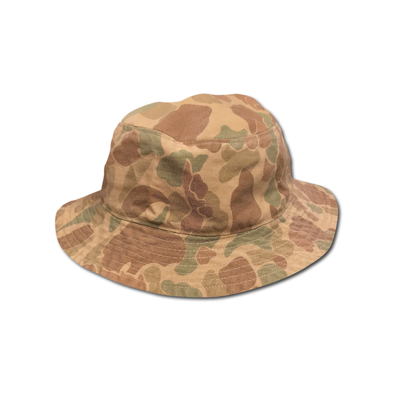 Image of RYE® BOON BUCKET HAT PALE CAMO