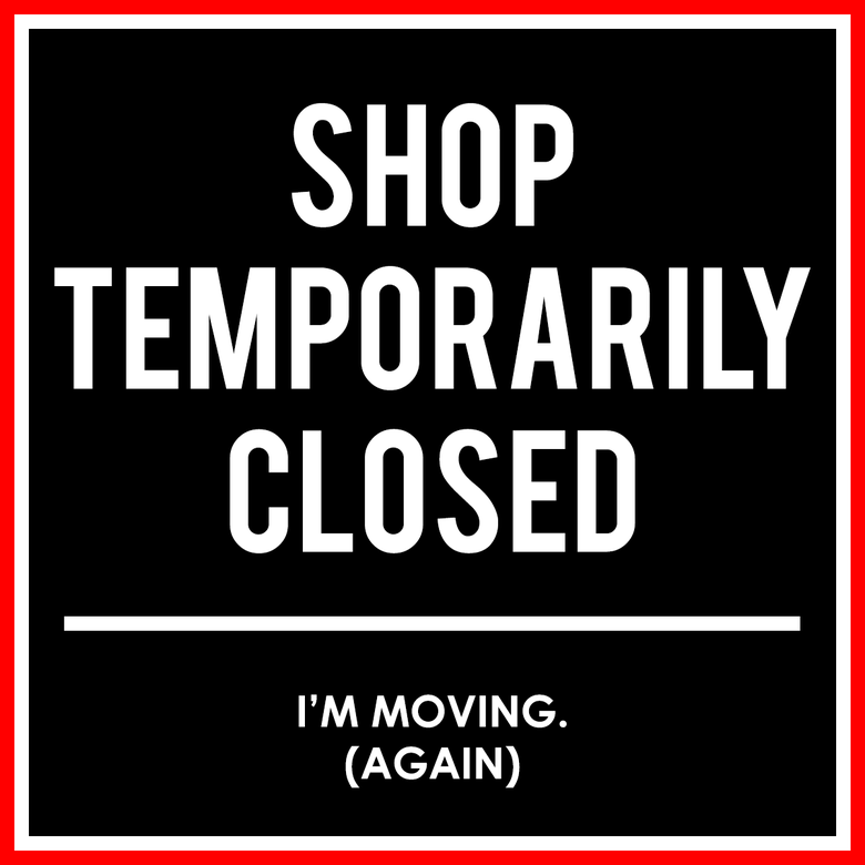 Image of Shop Temporarily Closed