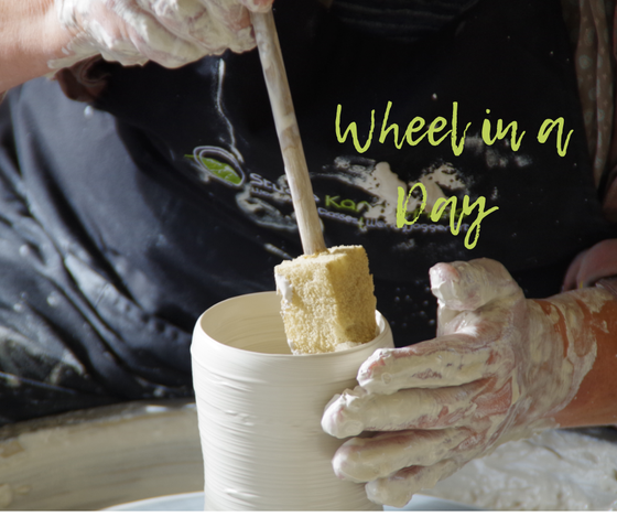 Image of Wheel in a Day Workshop