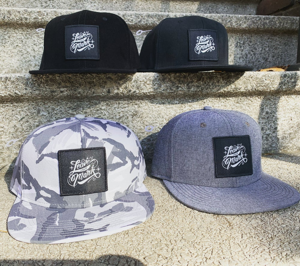 Leave Your Mark x John Dozier Snap Back Hat