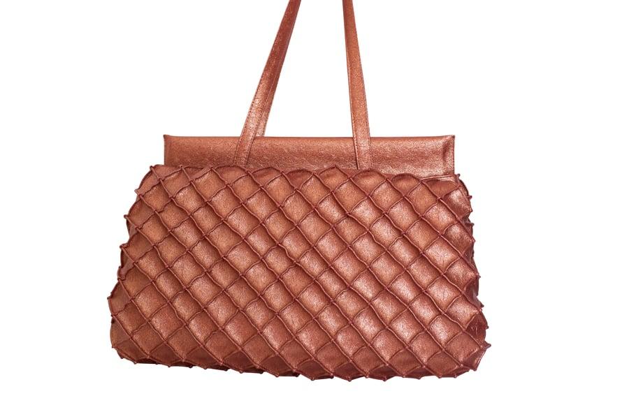 Image of Pineapple bag XL - Rust