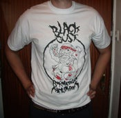 Image of Black Gust - Psychedelic Maelstrom T-shirt