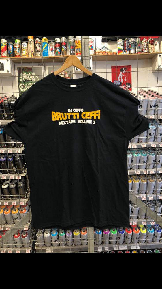 Image of tshirt BRUTTI CEFFI MIXTAPE 2