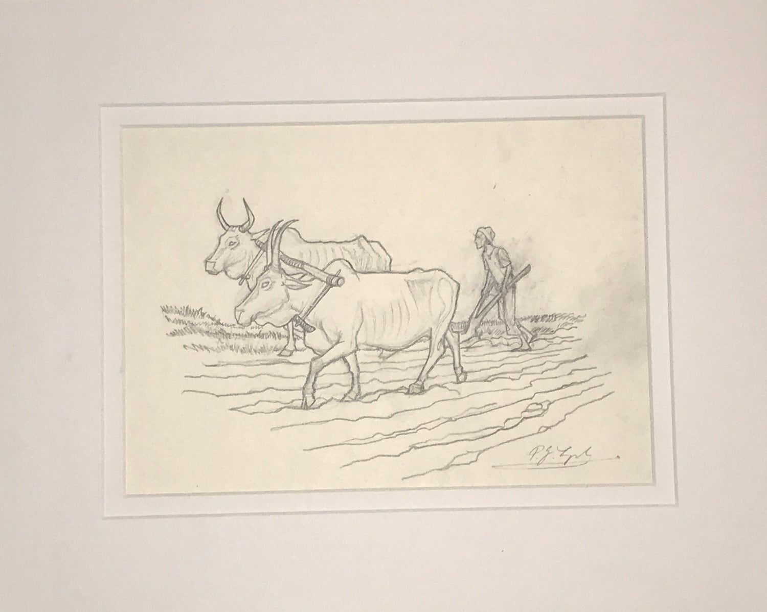 Image of Ploughing