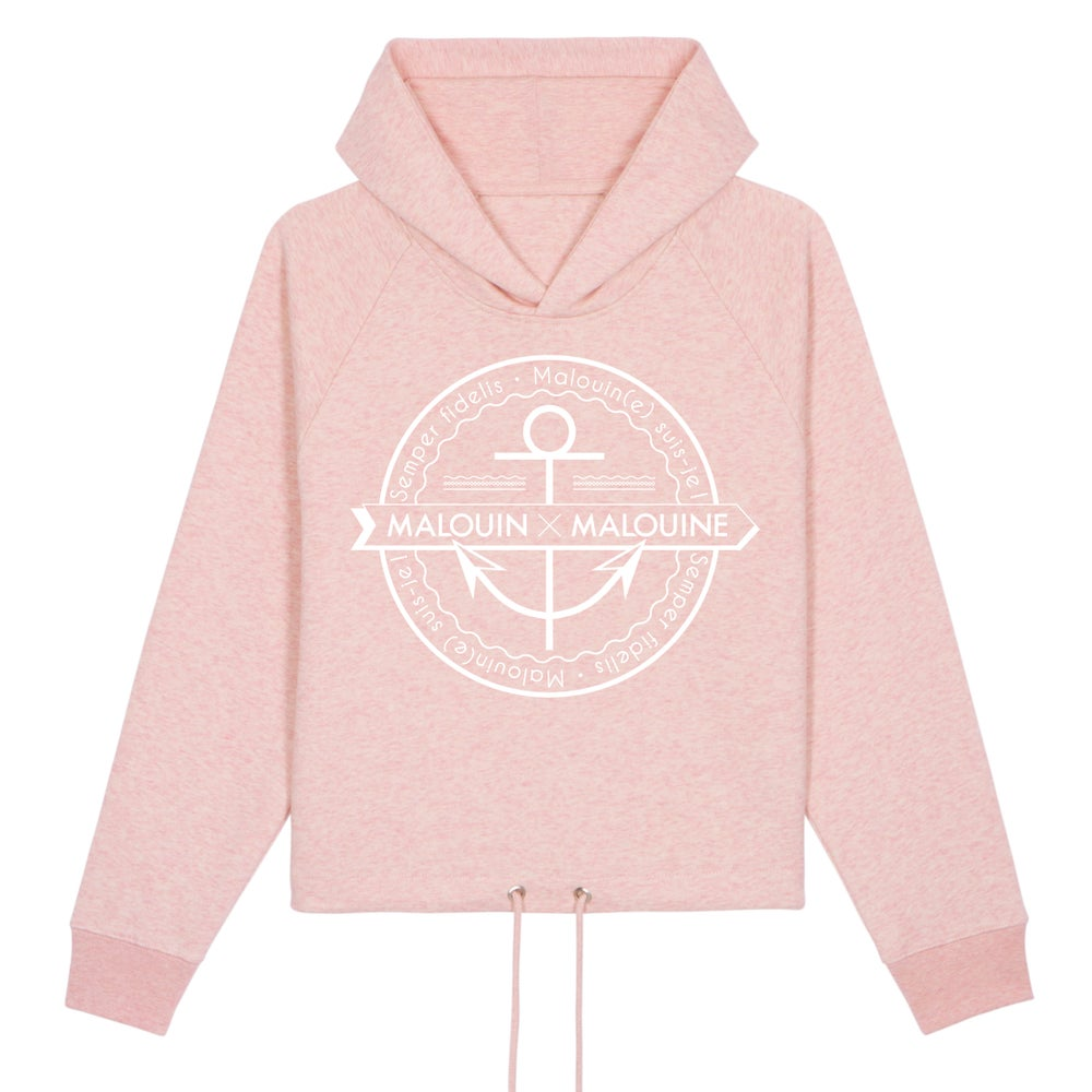 Image of HOODIE CLASSIC PINK