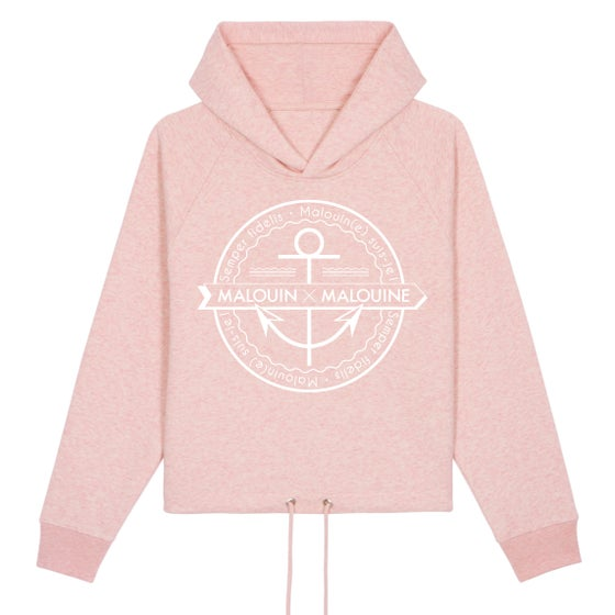 Image of HOODIE CLASSIC PINK // PRÉ-COMMANDE