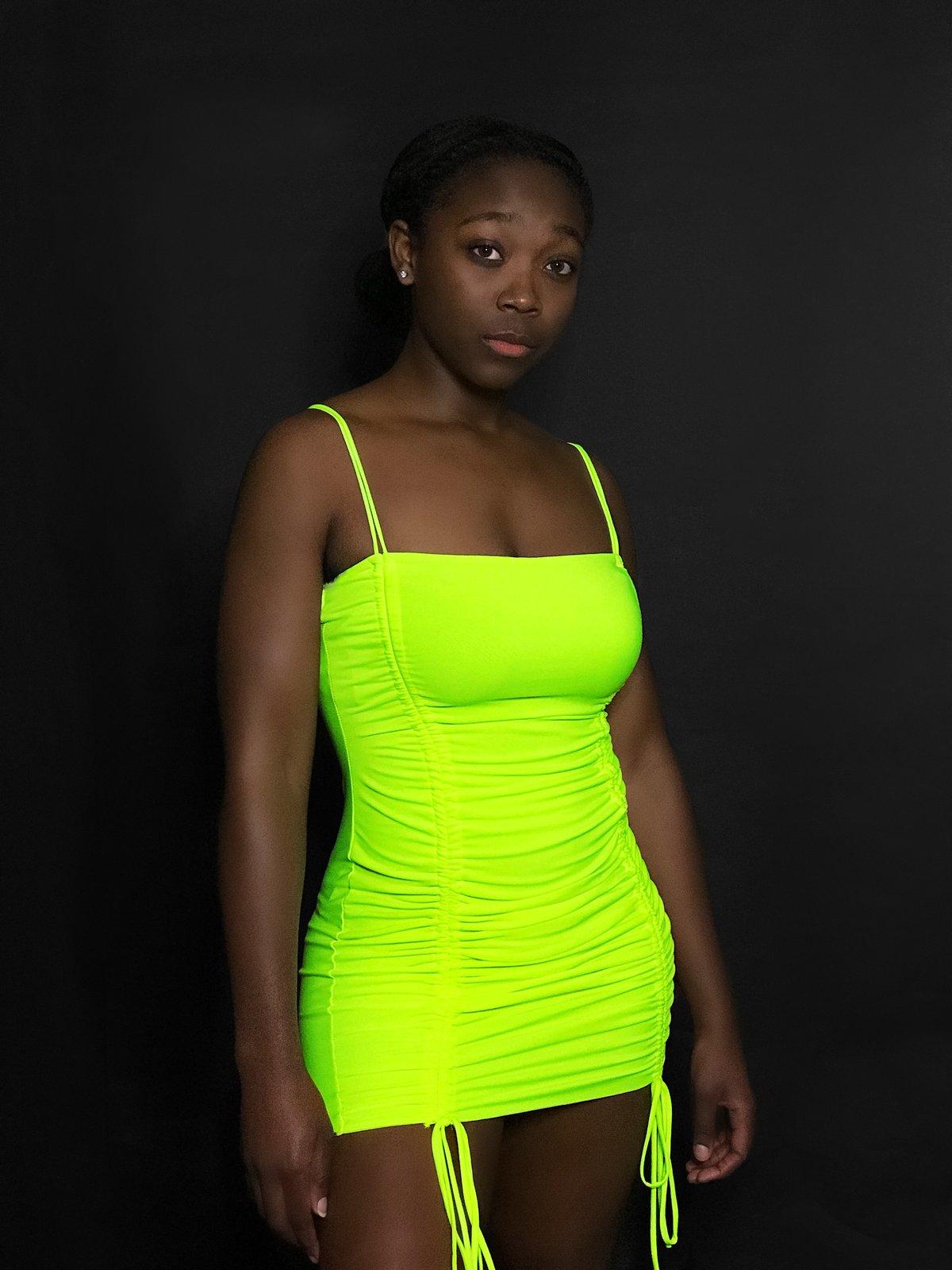 Image of Neon Lights Dress