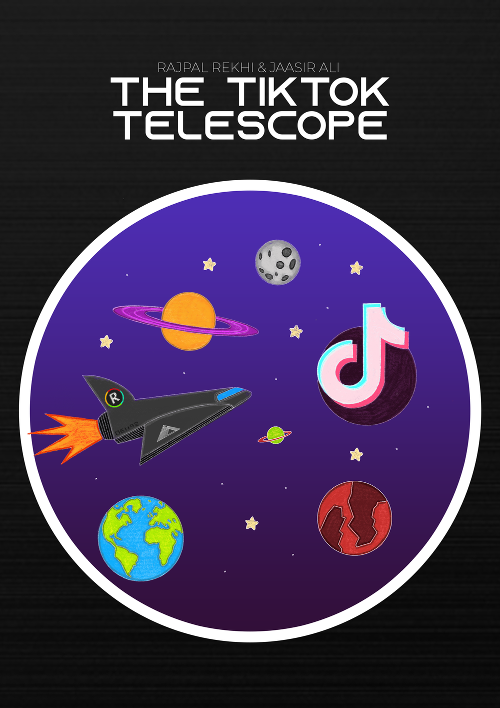 Image of The TikTok Telescope (Digital Download)