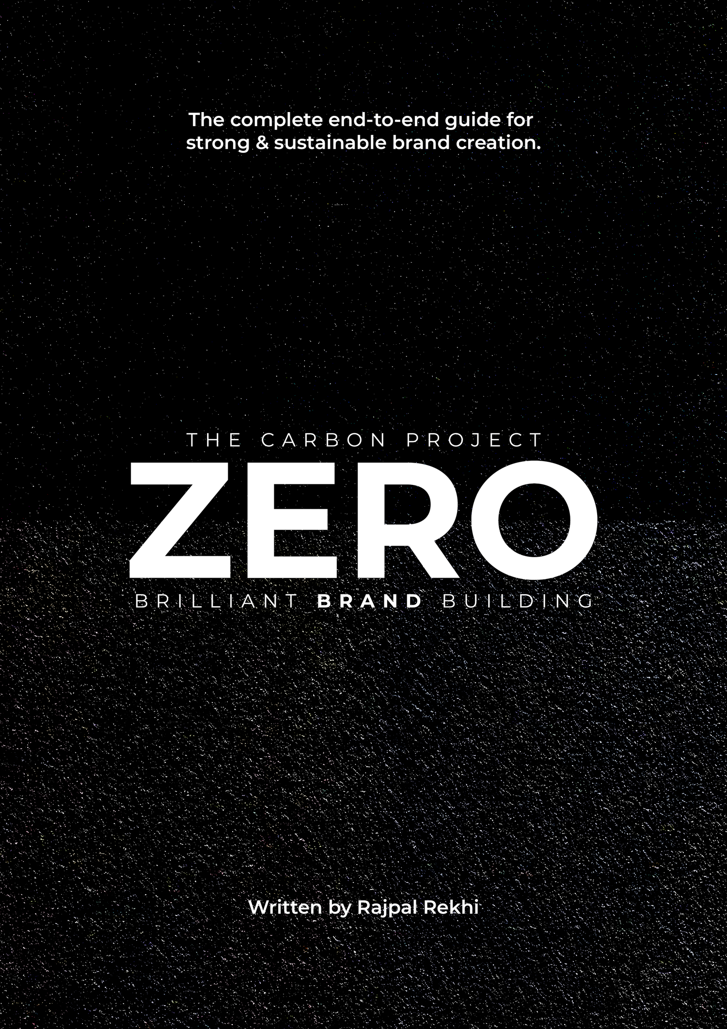 Image of Zero - Brilliant Brand Building (Digital Download Pre-Order)