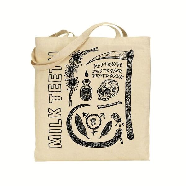 Image of MT Tote bag