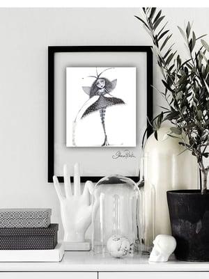 "Image of ""Wishing Fairy"" Framed Print"
