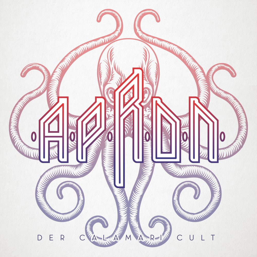 "Image of apRon ""Der Calamari Cult"" CD"
