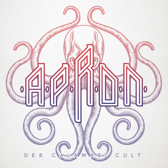 "Image of apRon ""Der Calamari Cult"" CD (RELEASE 13.12.2019)"