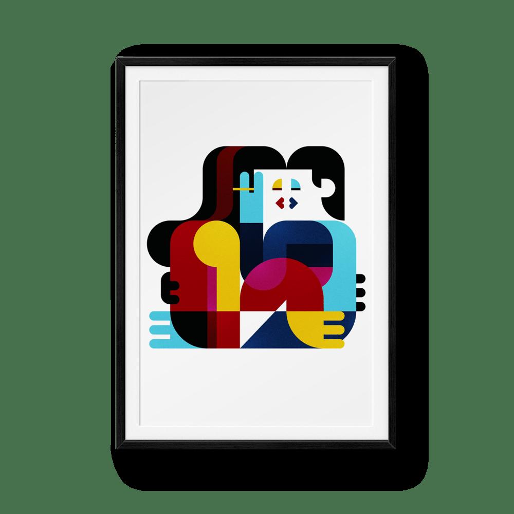 Image of San Francisco Kiss