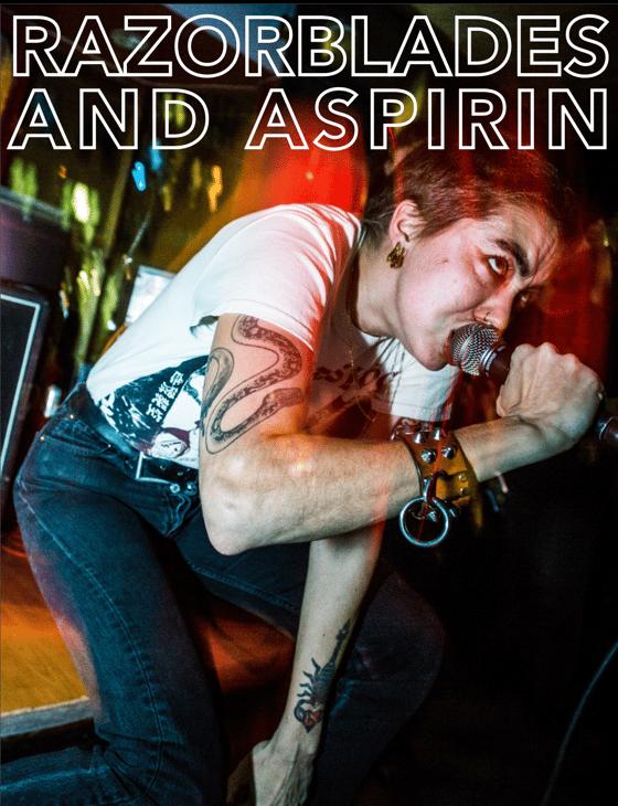 Image of Razorblades & Aspirin #8