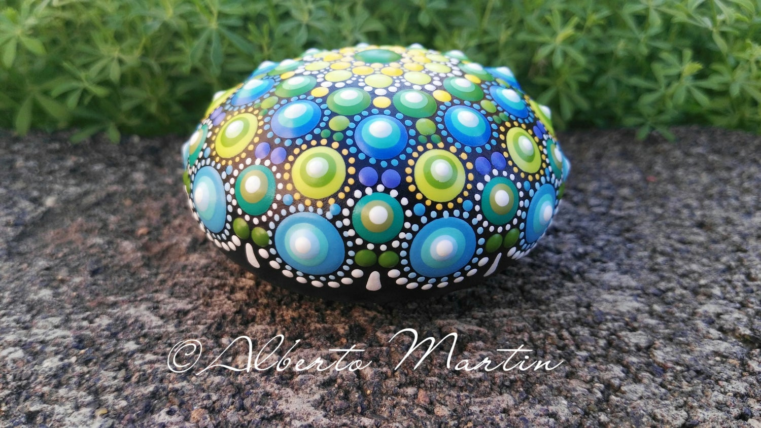 Image of New Mandala stone in the shop