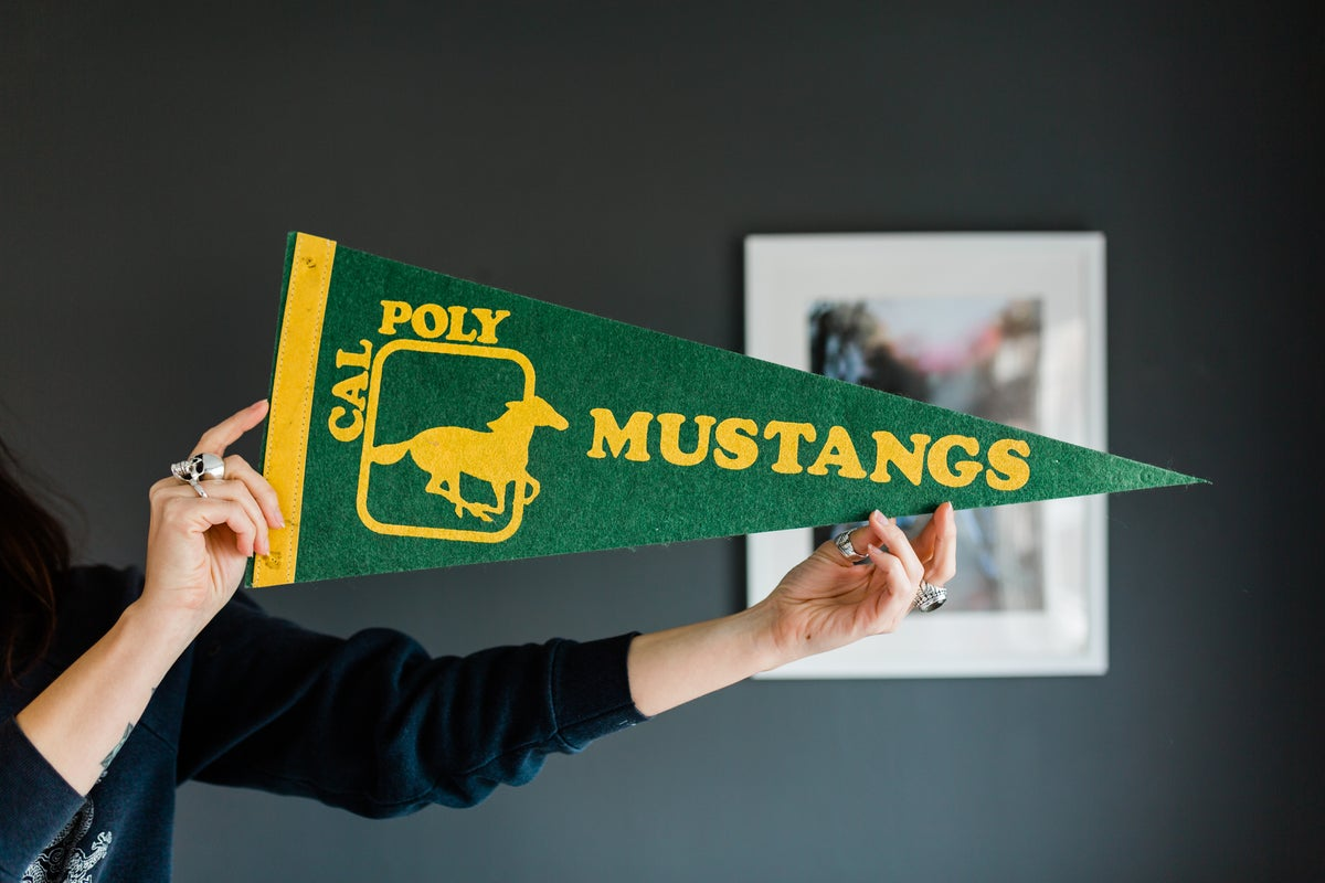 Image of Mustangs Cal Poly
