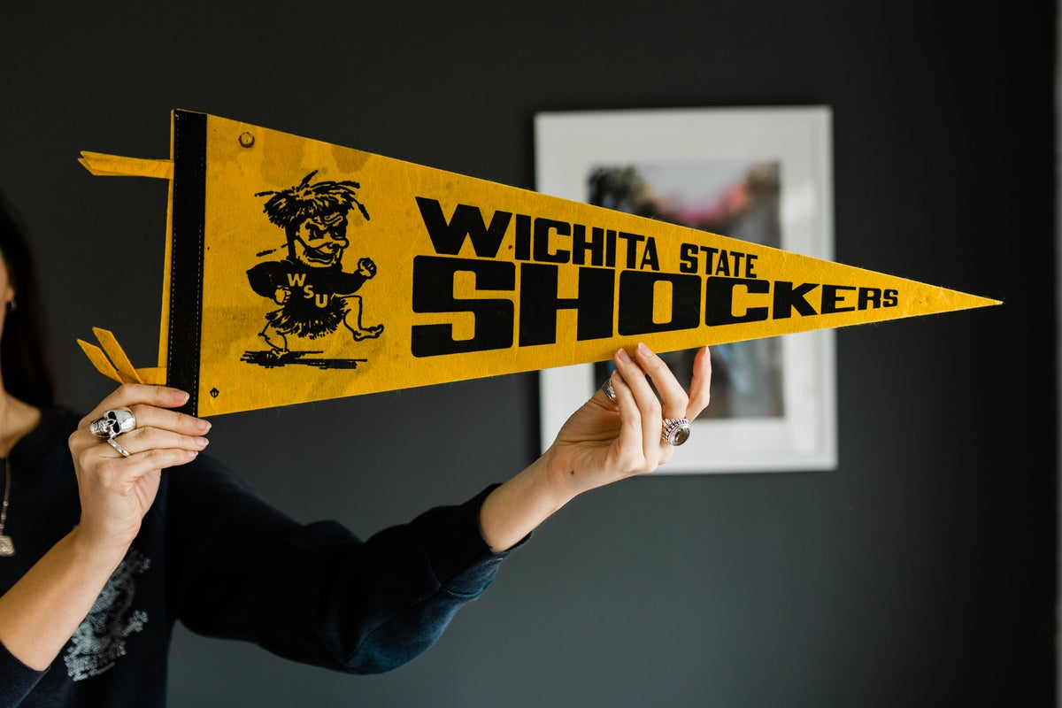 Image of 1970s Wichita State 'Shockers'