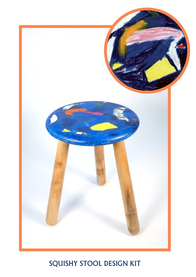 Image of Squishy Stool Design Kit