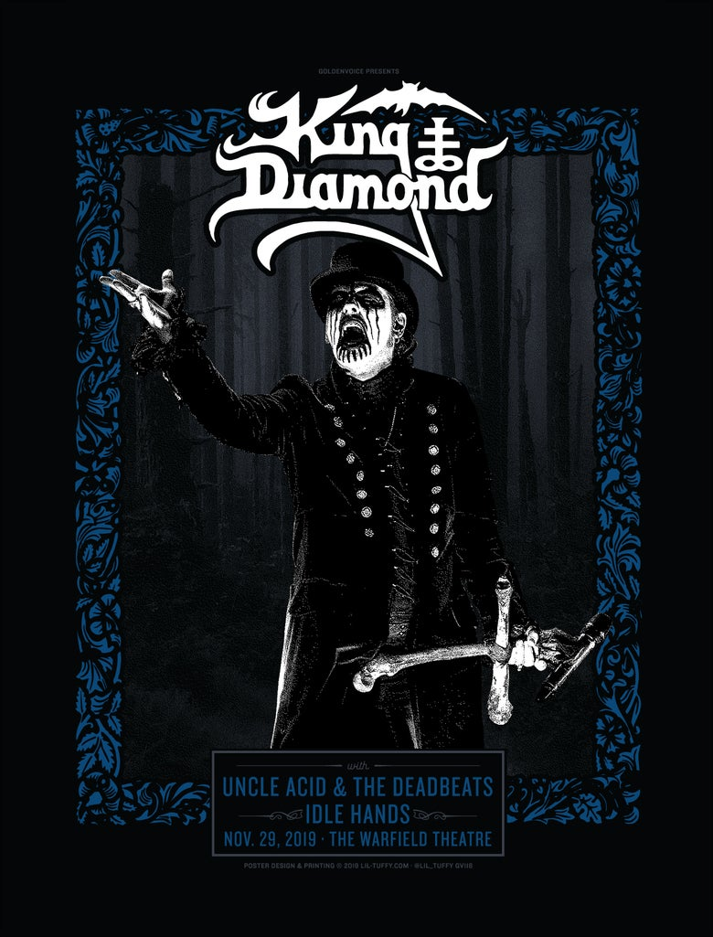 Image of King Diamond - San Francisco 2019