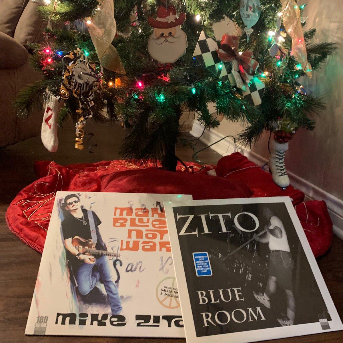 Image of Zito's BLUE CHRISTMAS PROMO