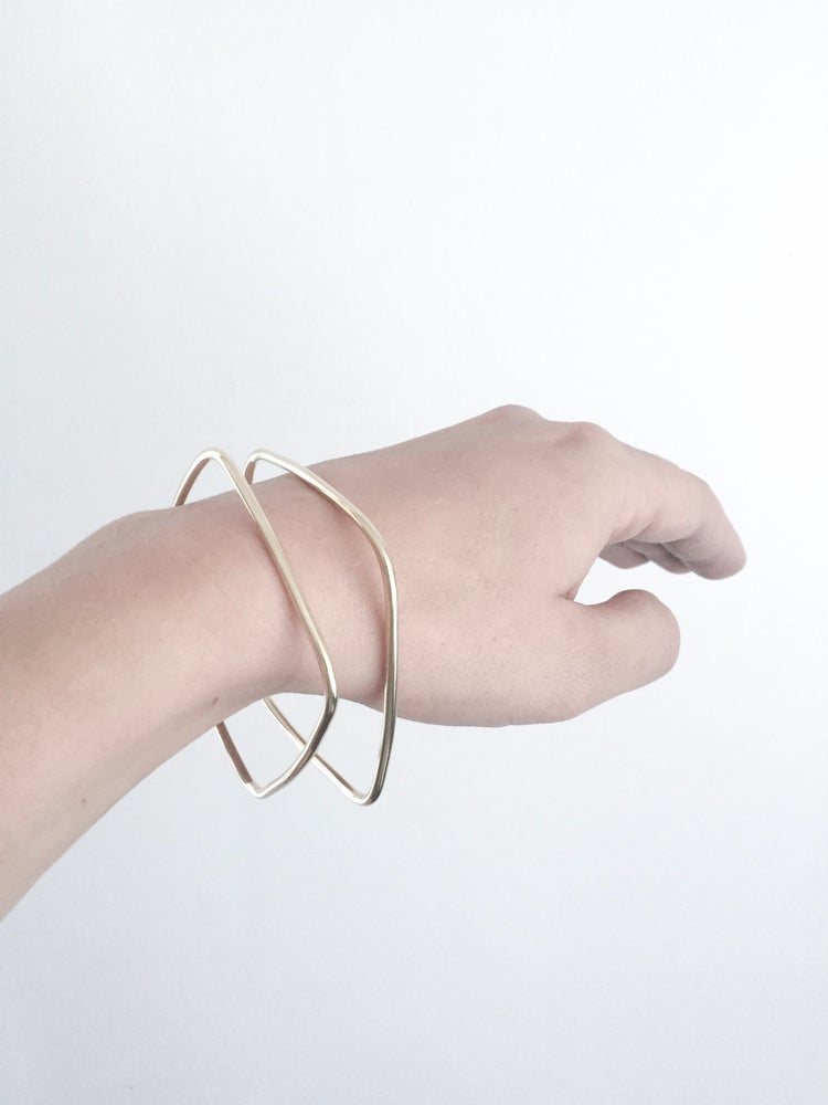 Image of Bangle, Square