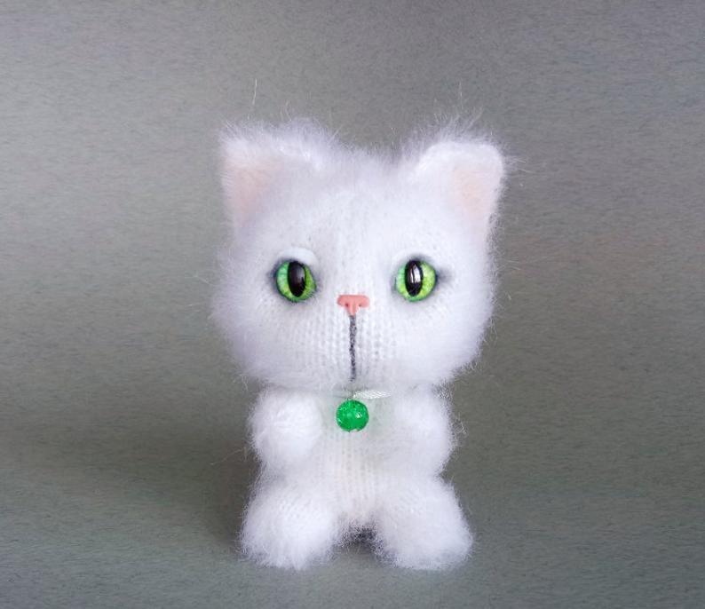 Ginger cat amigurumi pattern - Amigurumi Today | 686x794