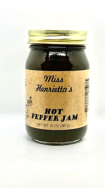 Image of Hot Pepper Jam