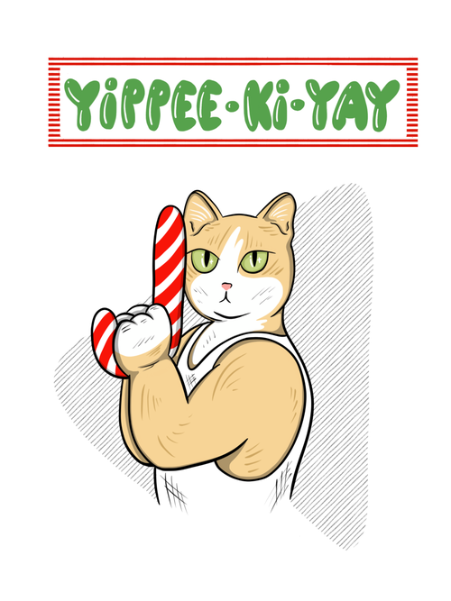 Image of Catmas at the Movies