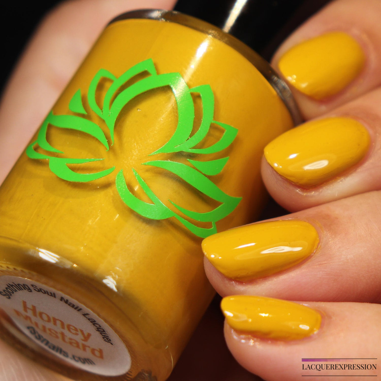 Image of Honey Mustard Nail Polish