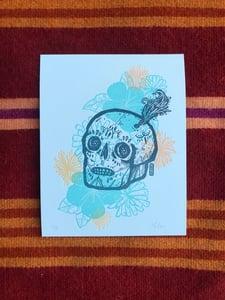 Image of Calavera Letterpress