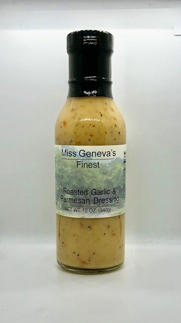 Image of Roasted Garlic and Parmesan Dressing