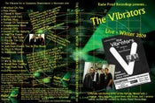 Image of The Vibrators - Live Winter 2009 (DVD)
