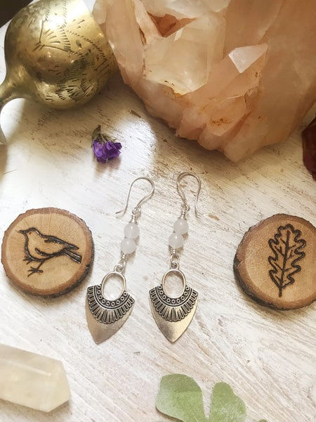 Image of Moon Tribe Earrings