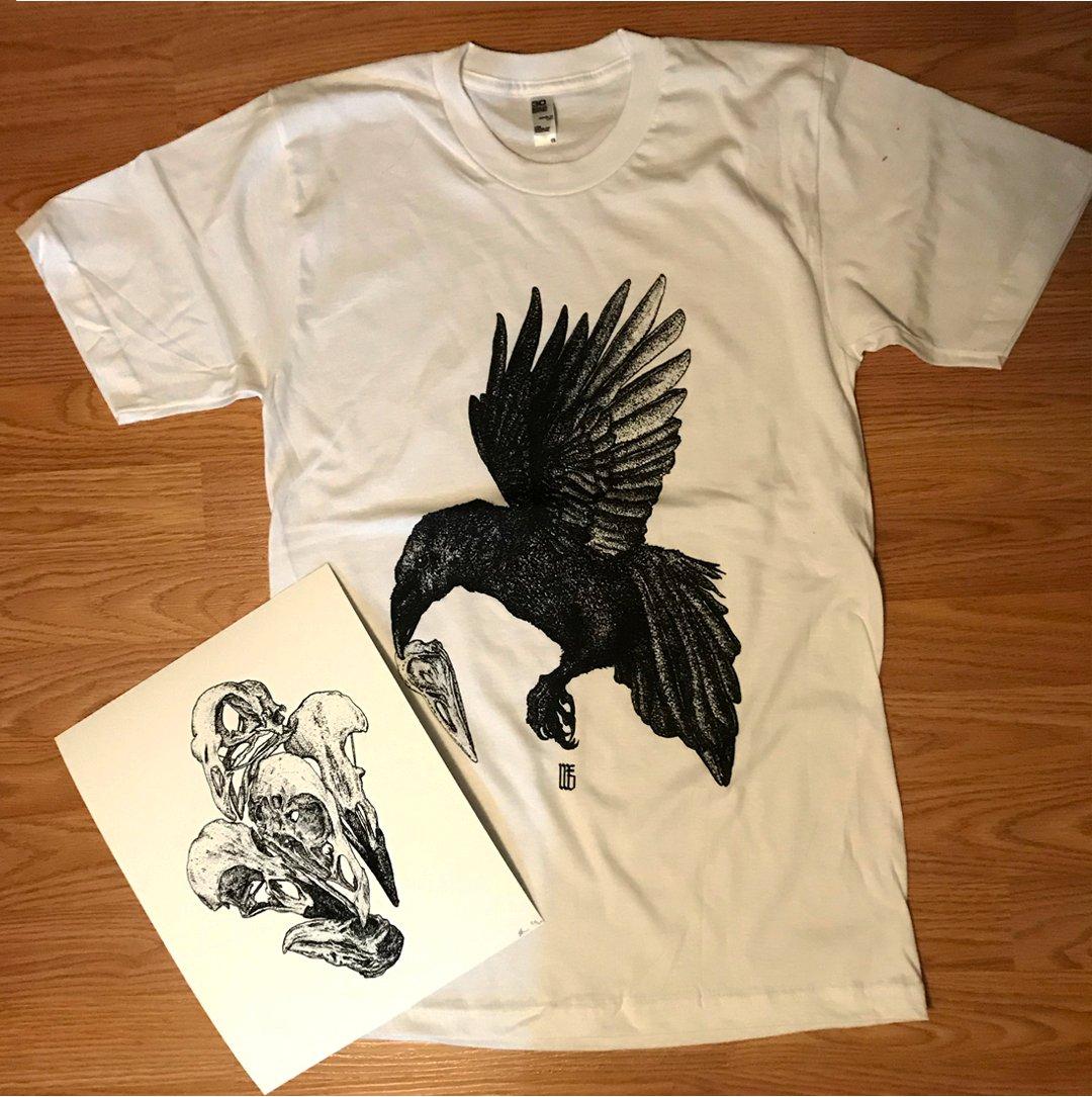 Image of T-shirt + Print