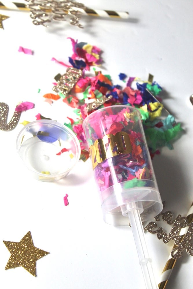 Image of Confetti cannon set of 4