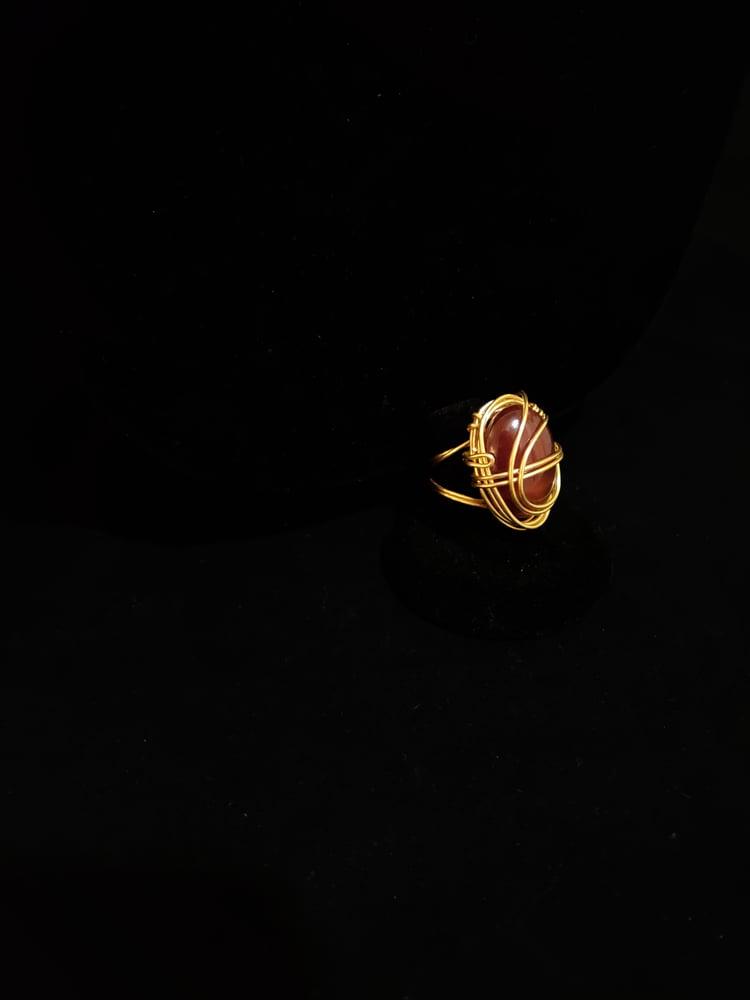 Image of Stone Ring