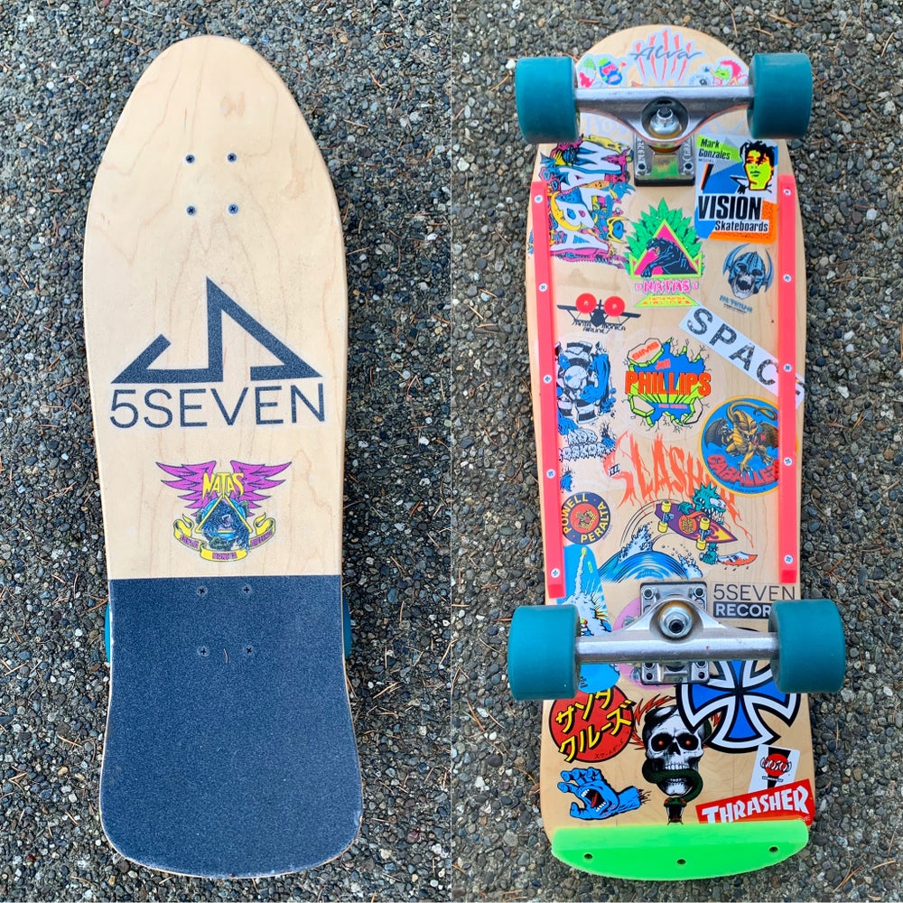 Image of 5SEVEN Skateboard