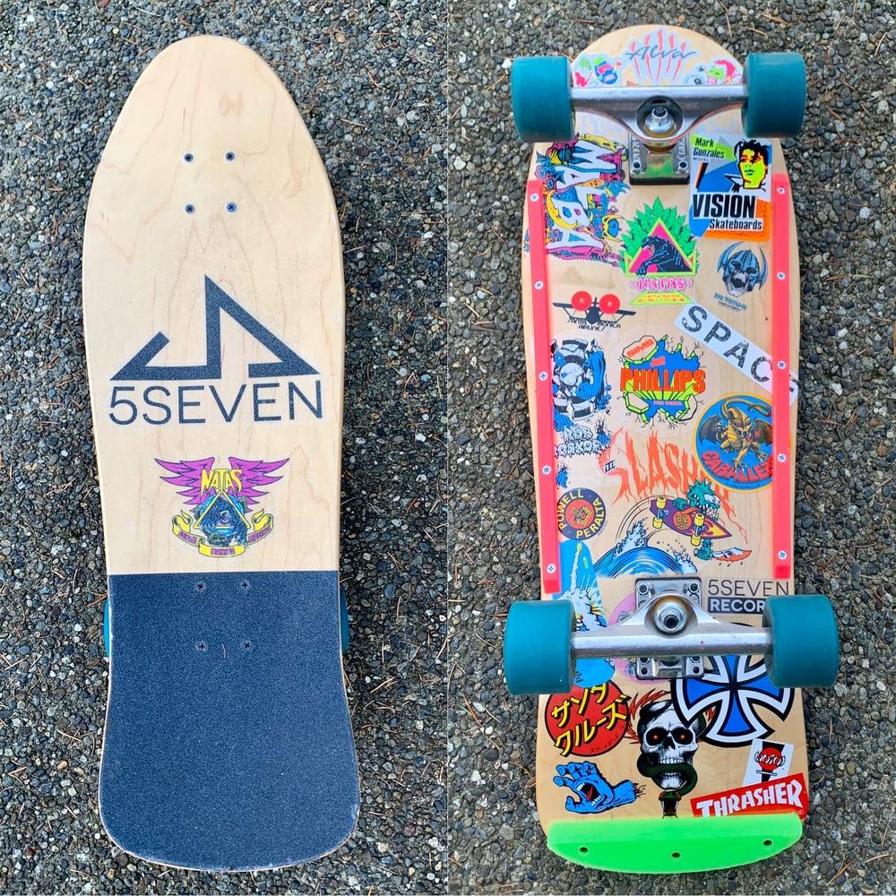 Image of 5SEVEN Skateboard