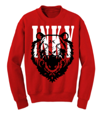 Image of INKY HEAD II SWEATSHIRT