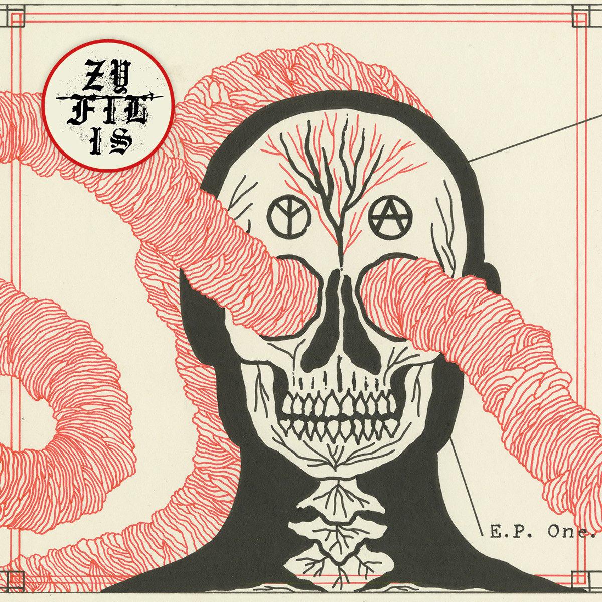 """Image of ZYFILIS """"E.P. One"""" 7"""" E.P."""