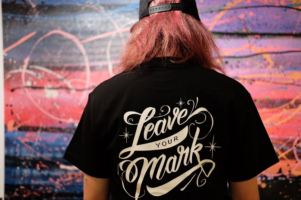 Leave Your Mark x John Dozier Tee Shirt