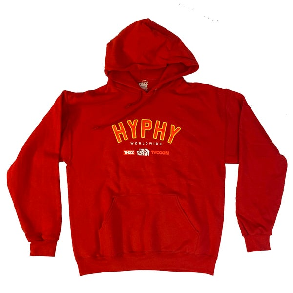 Image of HYPHY WORLDWIDE - CITRUS FLAME