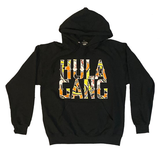 Image of HULA GANG - HOODY